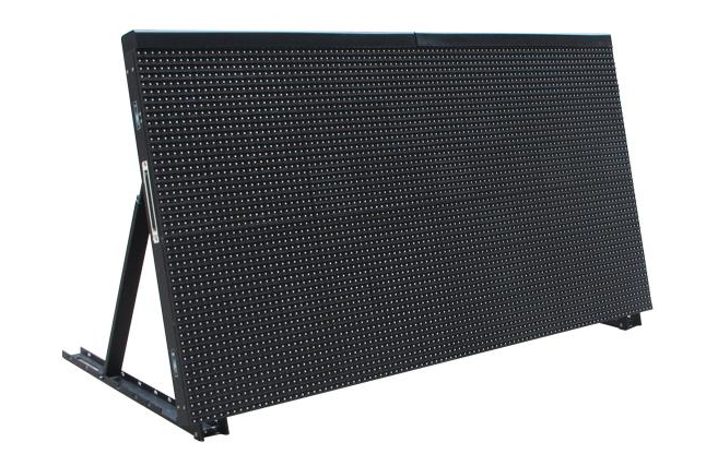 Live Broadcast Light Weight Outdoor Stadium Led Display Screen Rubber Roof P16