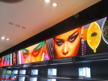 China Indoor 1080P Great Grey Scale Conference Led Video Wall  Front Access High Accurate supplier