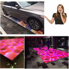 Interactive 5V 60A SMD Led Light Up Dance Floor 1920HZ Full Color Vivid Video