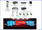 Portable 5500 Nits P6 Outdoor Led Screen Rental Waterproof 2000HZ Refresh