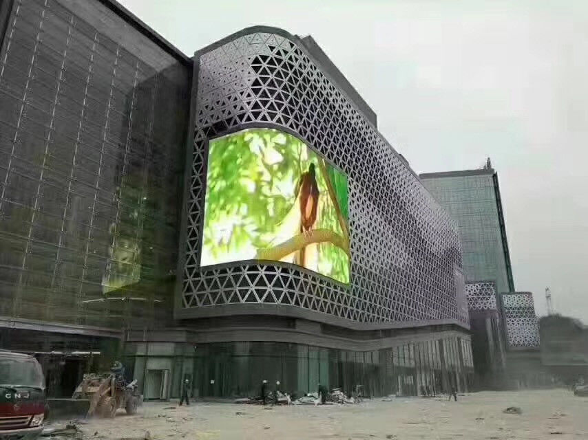 Hd P5 Vivid Video Outdoor Led Advertising Display