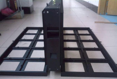 China Quick Front Acccess Double Sided Led Display IP65 High Resolution Wireless Control distributor