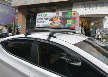 Taxi Led Screen